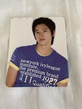 Super Junior Donghae Memory Official photocard Card Kpop K-pop Us Seller