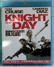 KNIGHT AND DAY - CRUISE/DIAZ - BLU-RAY N.00032