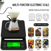 5kg/0.1g Kitchen Digital Scale LCD Electronic Balance Food Weight Postal Scale