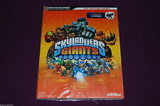 SKYLANDERS GIANTS - Bradygames - Guide Officiel Wii U, PS3, XBOX 360 & PC - Neuf