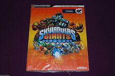 SKYLANDERS GIANTS - Bradygames - Guide Officiel Wii U, PS3, XBOX 360 & PC - Neuf