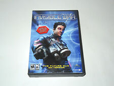 DEUS EX INVISIBLE WAR complete PC game boxed with manual in original case