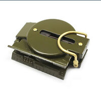 Bussola di marcia obiettivo militare in alluminio dell'esercito EF PBTM