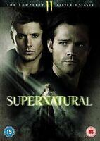 Supernatural - Season 11 [DVD] [2016][Region 2]