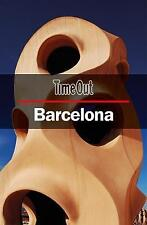 Time Out Barcelona City Guide: Travel Guide with pull-out map by Time Out Editors (Paperback, 2017)