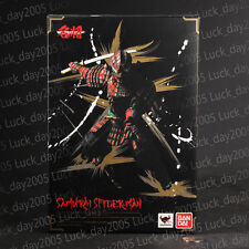 Bandai Manga Realization Samurai Spider-Man Action Figure