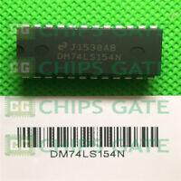 2 Pack 4028b Bcd a decimal Decodificador Logic IC