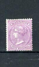 Mauritius 1863-72 5s MLH
