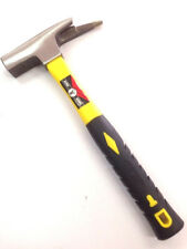 Roofing Hammer 600g With Fiber Glass Handle Stone Brick Hammer