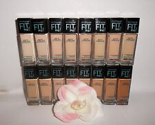 Maybelline Fit Me Matte + Poreless Liquid Makeup Foundation PICK Normal to Oily