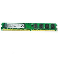 2GB DDR2-800MHz PC2-6400 240PIN Desktop-Dimm Memory RAM For AMD Motherboard