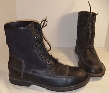 NEW BED STU MEN'S HERD BLACK TACTICAL COMBAT MILITARY ARMY BOOTS US 11