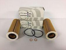 2 PACK BMW OEM Diesel Oil Filters 11427788460 E90 E70