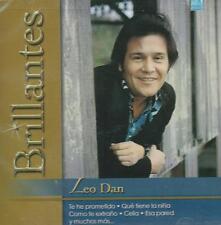 Leo Dan CD NEW Brillantes ALBUM Versiones Originales Con 20 Canciones