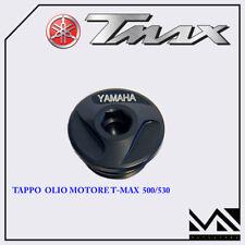 TAPPO RACING OLIO MOTORE NERO PERFORMANCE1 TM003 YAMAHA T-MAX TMAX 530 2017 2018