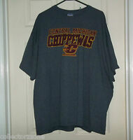 USED - COLLEGE - CENTRAL MICHIGAN CHIPPEWAS - GRAY SHIRT - GILDAN - 2XL