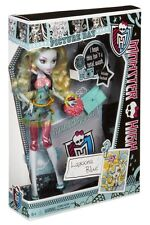 Monster High PICTURE DAY Lagoona Blue Doll NEW Original High School Fearbook !