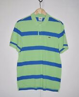 Lacoste Classic Fit Short Sleeve Polo Shirt 5191L 100% Cotton sz 4 USED