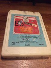 Eagles/ Live 1980 Elektra Records 8 Track Tape