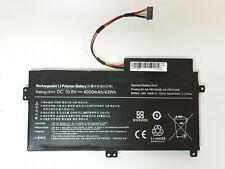 Batterie compatible pour SAMSUNG NP370R5E-S0ASE AA-PBVN3AB 10,8V 4000mAH NOIR