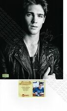 8x10 SIGNED AUTOGRAPHED PHOTO STEVEN MCQUEEN THE VAMPIRE DIARIES JEREMY CA/ COA