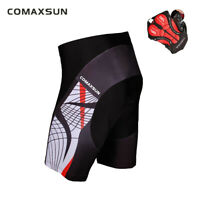 New Men's Cycling Shorts 3D Gel Padded Bike Bicycle Sports Tight S-3XL 7 Style