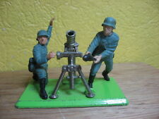 BRITAINS DEETAIL 1970-80  MORTIER ALLEMAND WWII