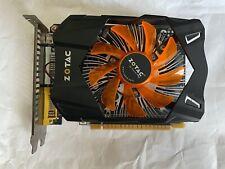 Zotac Nvidia GeForce GTX 750 Ti (2GB GDDR5, 2x DVI + 1x Mini HDMI; ZT-70601-10M)