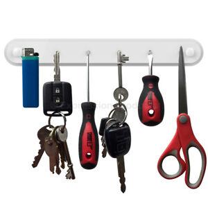 Magnetic Key Holder Rack - Key, Kitchen Utensils Tools -10 Colour
