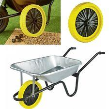 Walsall Wheelbarrows Universal Puncture Proof Wheelbarrow Wheel Titan Uk Made