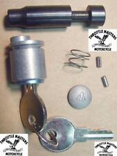 Complete Steering Head Fork Lock for Harley Panhead
