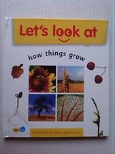 Let's Look At How Things Grow By Alice Proctor,Claire Chrystall