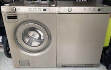 Stackable Asko Washer (W6424) & Dryer (T754) Set