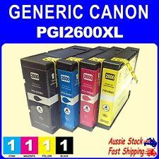 Generic 3x 4x PGI2600XL PGI-2600XL 2600XL ink for Maxify MB5060 MB5360 IB4060