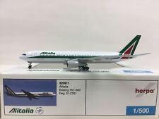 Herpa Wings Alitalia Boeing 767-300 1:500 EI-CRD 520911