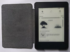 Amazon Kindle Paperwhite (7th Gen) 4GB, Wi-Fi, 6 inch + case and warranty bundle