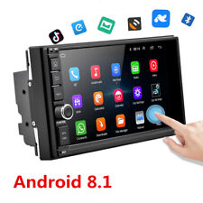 "7"" Double 2 DIN Android SUV Car Stereo Radio GPS Navigation MP5 Player 1GB+16GB"