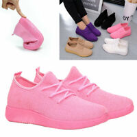 Women Running Shoes Breathable Athletic Casual Sneakers Sport Tennis Walking Gym