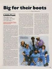Little Feat 'Hotcakes & Outakes' retrospective Article