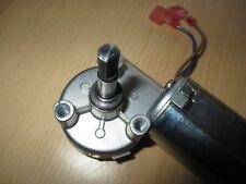 Elektromotor mit Getriebe 12 V Schneckengetriebe