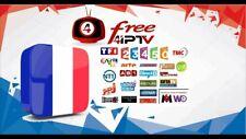 Abonnement IP-TV code 12 mois livraison immédiate Smarters / Smart/ M3U/ Android
