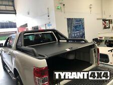 Premium R3 Roller Shutter Sports Bar Package to suit Volkswagen Amarok Core 4x4
