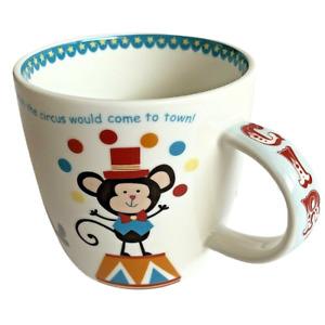 Little Rhymes Circus By Queens Churchill Fine China Mug