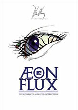 Aeon Flux Complete Dvd Set Collection Series Show Episode Box Tv Animated Lot R1