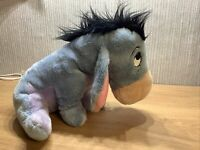 Disney Eeyore Plush Soft Toy Teddy Collectable Poohs Friend Large 11 Inch Stamp