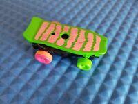 1986 Vintage Mattel SKATEBOARD GANG I. SOAR no Figure Rev-upToy Skate Works