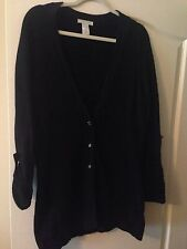 Preowned Design History Cardigan Size Large
