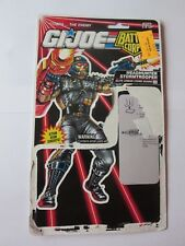 Vintage GI Joe Headhunter Stormtrooper Full Cardback Filecard 1993
