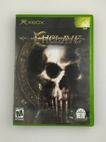 Enclave - Original Xbox Game - Tested