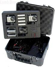 S3 T6500 Hard Case Watertight Rugged for GoPro Hero2 Hero3 Hero4 Camera Battery